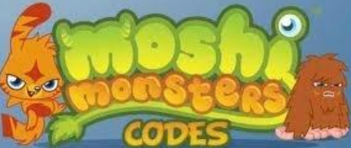 mopod codes for moshi monsters